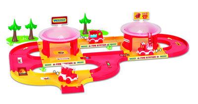 Wader Kids Cars 3D Brandweer